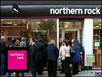 Northern Rock Issues