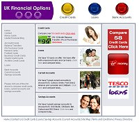 UK Financial Options Review