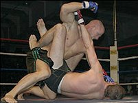 Cage Fighting Image