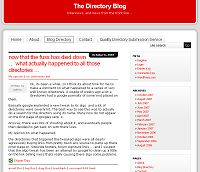The Directory Blog Review