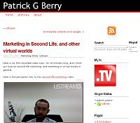 Patrick G Berry Review