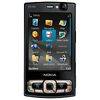 Nokia N95 8GB Unlocked Cell Phone