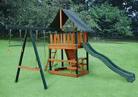 TigerDen Swing Set