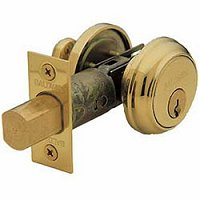 "Baldwin ""8000 Series\"" Dead Bolt"