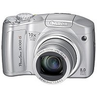 Canon Powershot SX100 IS 8 Megapixel Digital Camera