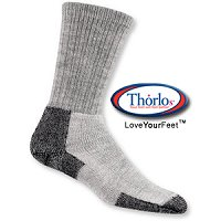 Thorlo hiking socks