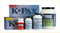 KPax immune health supplements