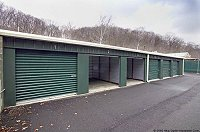 Steel Buildings for Mini Warehouse Self-Storage